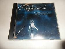 Cd  Highest Hopes- The Best of Nightwish