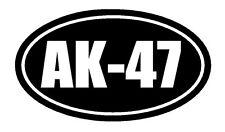AK-47 Vinyl Decal Sticker Car Window Wall Bumper Gun Ammo 7.62X39 Assault Rifle
