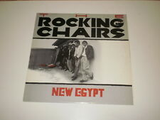 THE ROCKING CHAIRS - NEW EGYPT - LP 1987 RIVER NILE RECORDS - GRAZIANO ROMANI -