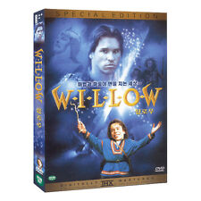 WILLOW 1988 DVD SPECIAL EDITION Val Kilmer, Joanne Whalley, NEW*100% SEALED* ALL