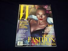 2013 MARCH W MAGAZINE - KATE MOSS - BEAUTIFUL FASHION ISSUE MODELS - D 1670