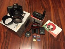 Canon EOS 5D Mark II 21.1 MP Digital SLR Camera (Kit w/EF L USM 24-105mm Lens)