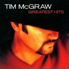 TIM MCGRAW - GREATEST HITS CD COUNTRY 15 TRACKS NEU