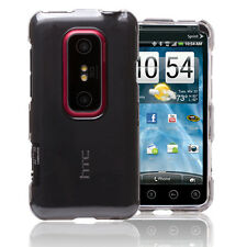 Crystal Hard Shell Case Cover For HTC EVO 3D