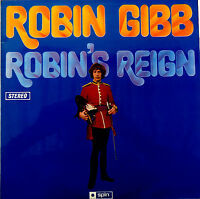 Robin Gibb-Robin's Reign-LP-1969-Spin Australian issue-Bee Gees-SEL-933,682
