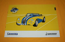 Wiesmann MF3 Final Edition Prospekt Brochure Prospetto Depliant Catalog Prospect
