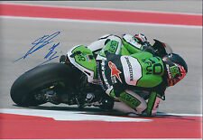 Scott REDDING SIGNED MOTOGP Photo AFTAL COA Autograph Fun & Go Gresini HONDA