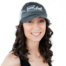 Glock Girl Hat (Gray with Lavender) T1068