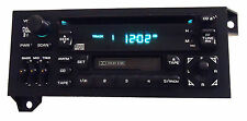 JEEP Grand Cherokee Wrangler DODGE Ram Caravan LHS Radio Stereo CD Tape Player