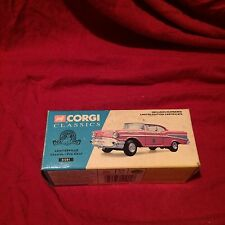 "1:43 Corgi Classics #51201 CHEVROLET BELL AIR ""CENTERVILLE"" FIRE CHIEF"