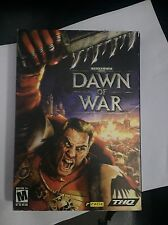 Warhammer 40,000: Dawn of War  - PC (CD ROM) GAME BOX