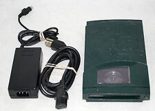 Iomega Jaz 2 GB SCSI External Hard Drive V2000S + Power Supply for 1GB  2GB Disk