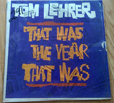 Tom Lehrer - That Was The Year That Was - Reprise Records  R 6179 (Canada)