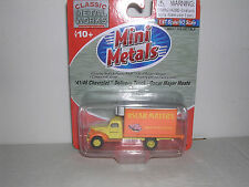 "C.M.W. Mini Metals #30350 1941/46 Chevrolet Delivery Truck ""Oscar Mayer Meats"""