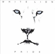 White Lion - Pride (CD, Atlantic) Hungry, Lonely Nights, Don't Give Up
