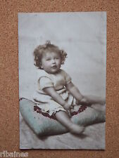 R&L Postcard: Edwardian Boy Portrait, Clothes, Baby Fashion