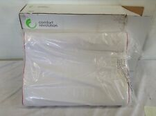 Comfort Revolution Bubble Gel Hydraluxe Gel Memory Foam Contour Pillow