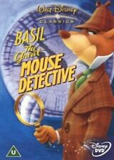 Basil the Great Mouse Detective - DVD Region 2