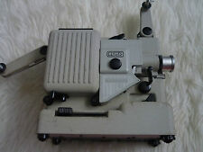Vintage film projector Eumig wien automatic P8 boxed leads instructions Austria