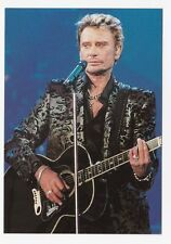 Johnny HALLYDAY carte postale n° MG 3