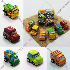 6X Mini Cute Truck Car Kids Children Boy Toy Xmas Birthday Party Gift