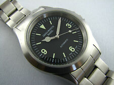 ZENO Military Style im Vintage-Look Automatik AS 5206
