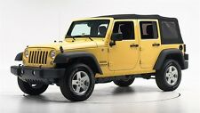 Use 2015 jeep wrangler unlimited sport soft top