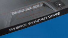 GENUINE TOYOTA CAMRY HYBRID 2008 HYBRID SYNERGY DRIVE WINDOW GRAPHIC PT74700072