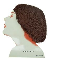 Bulk 20pc Thick Hair Nets Comfortable