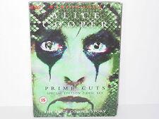 """****DVD-ALICE COOPER""""PRIME CUTS-THE ALICE COOPER STORY""""-2001 Sanctuary DoDVD****"""