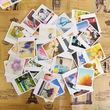 55pcs Thank You Set Mini Greeting Cards Message Inviting