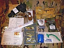 OLAES Trauma IFAK Refill w/ NAR / LBT TQ / Chest Seal / Celox / Strap Cutter ++