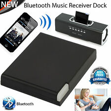 Altoparlante stereo Bluetooth Audio Musica Ricevitore Adattatore Dock iPhone iPad BOSE UK