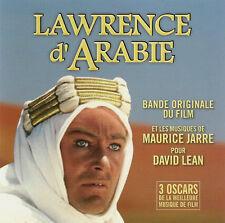 LAWRENCE D'ARABIE (MUSIQUE DE FILM) - MAURICE JARRE (CD)