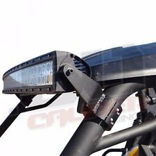 "Can-Am Commander Maverick Clamp-on Roll Cage LED 50"" Light Bar Bracket w/ Light"