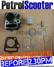 Honda C70 12v Cylinder Barrel Piston Gasket Set kit  70cc Skyteam ST50 Sukida