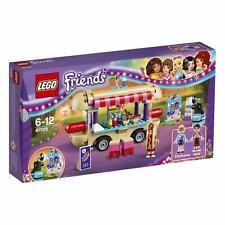 41129 LEGO FRIENDS Mod.IL FURGONE DEGLI HOT DOG DEL PARCO DIVERTIMENTI