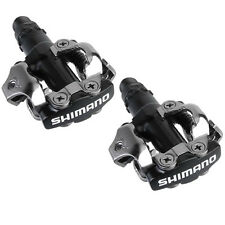 Shimano PD M520 SPD Clipless MTB Pedals - Black