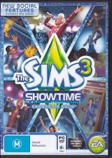 The Sims 3: Showtime - PC MAC - expansion pack - fast free post show time