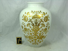 Rich decorated 70´s design Heinrich & Co .Porzellan #  porcelain vase  29 cm