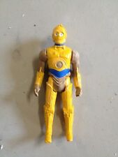 "C3PO Kenner Cartoon Droids Repro 4"" Figure 1985 Star Wars, Recasting"