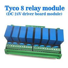 OEG 8-Channel Relay Socket Eight Panels Driver Boards DC 24V PNP