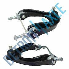 Both 2 New 88-91 Honda Civic/CRX Front Upper Control Arm and Ball Joint Assembly