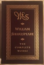 The Complete Works of William Shakespeare Barnes and Noble Collectors Edition