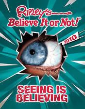 Ripley's Believe it or Not 2010 by Robert Le Roy Ripley (Hardback, 2009)