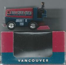 Canucks 1998 All-Star Game Vancouver Souvenir Ltd Ed Zamboni & Hockey Puck