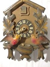 Cuckoo Clock Face Plate/Hands/Front/CuckooBird ( Movement) Parts or Repair