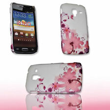 Design 1 movil back cover case funda carcasa para Samsung i8160 Galaxy Ace 2
