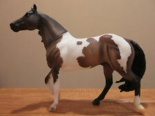 Breyer Traditional Smart Chic Olena Special Run Paint Horse Gideon- Handsome!