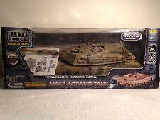 "1/18 BBI ULTIMATE SOLDIER M1 ABRAHAMS TANK Almost 22"" Long Extremely Detailed"